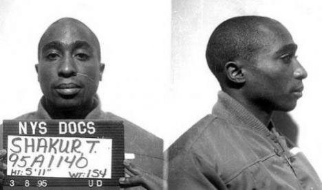 Tupac Shakur - 1995 - Cinsel taciz